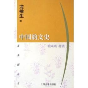 中国韵文史