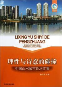 理性与诗意的碰撞:中国山水城市论坛文集