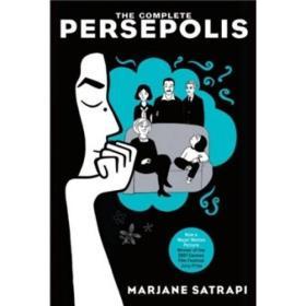 The Complete Persepolis我在伊朗长大