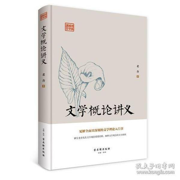 鸿儒国学讲堂-文学概论讲义