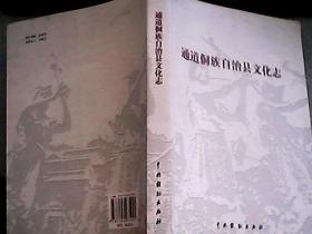 通道侗族自治县文化志