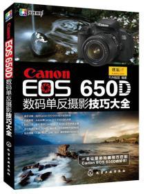 Canon EOS 650D数码单反摄影技巧大全