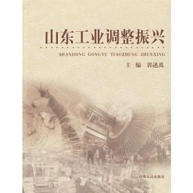 山东工业调整振兴 郭述禹  山东人民出版社 9787209049429