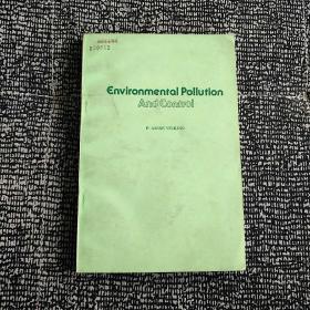 Environmental Pollution And Control P.AARNE VESILIND[环境污染和控制]