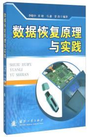 数据恢复原理与实践 李晓中 国防工业出版社 9787118073140