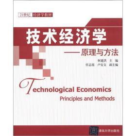 21世纪经济学教材·技术经济学:原理与方法