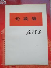 论政策(毛泽东)