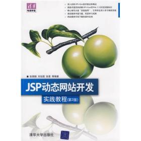 清华电脑学堂:JSP动态网站开发实践教程(第2版)