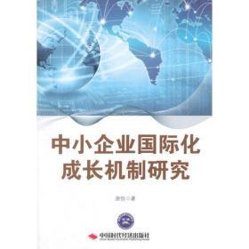 中小企业国际化成长机制研究