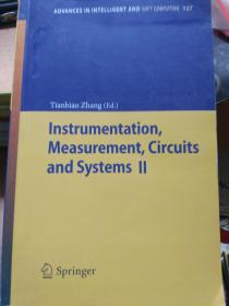 Instrumentation, Measurement, Circuits and Systems II