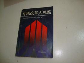 中国改革大思路