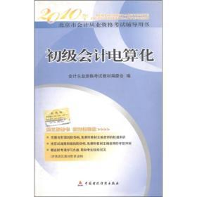 2010年初级会计电算化