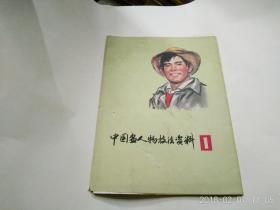 中国画人物技法资料1  24张全