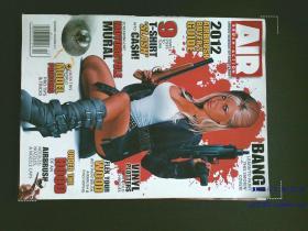 AIR BRUSH-ACTION 车 美女 纹身艺术杂志 过期杂志 2011年11-12月
