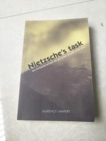 Nietzsches Task: An Interpretation of Beyond Good and Evil 尼采的使命:《善恶的彼岸》绎读 0300103018