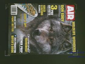AIR BRUSH-ACTION 车 美女 纹身艺术杂志 过期杂志 2011年7-8月