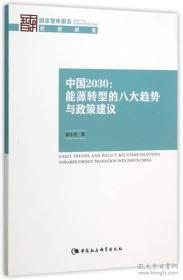 中国2030:中国能源转型八大趋势