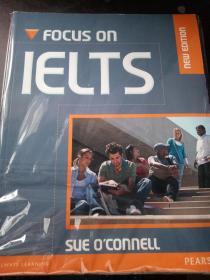 Focus on Ielts 【正版附光盘】