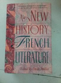 a nem history of french literature 精装布面