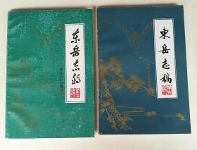 东岳志稿四五六