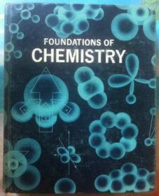 英文原版书 Foundations of Chemistry 化学基础