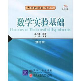 大学数学系列丛书——数学实验基础·修订本(含盘一张)