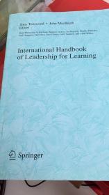 学习领导力国际手册Interationalhandboodofleadershipforlearning