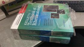 Kelleys Textbook of Rheumatology, (1.2)两册合售.-Volume Set, 9th Edition (Kelleys Textbbok of Rheumatology)
