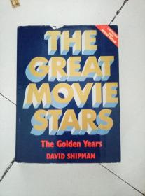 the great movie stars   the golden years