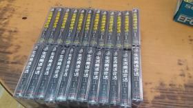 老磁带--生活美语会话【第一集 第1--12课】【第二集 第1--12课】【共24盘合售】