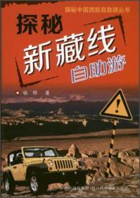 探秘中国西部自助游丛书:探秘新藏线自助游