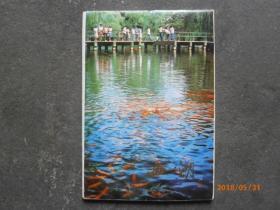 西湖(三) 明信片1套10张