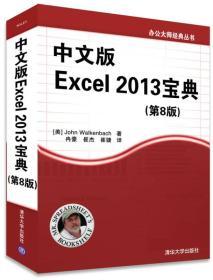 办公大师经典丛书:中文版Excel 2013宝典(第8版)
