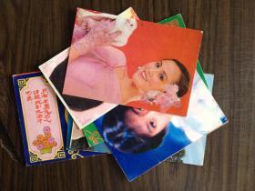 明信片7张合售