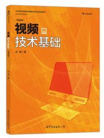 视频技术基础 孙略 世界图书出版公司 9787510061813