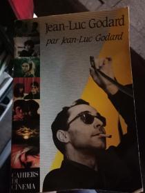 珍藏图书 外文原版 正版现货 JEAN-LUC GODard  par Jean-Luc GODard 让·吕克·戈达尔