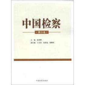 中国检查 第二十一卷
