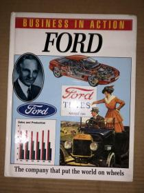 Business in actiion FORD GOULD 精装