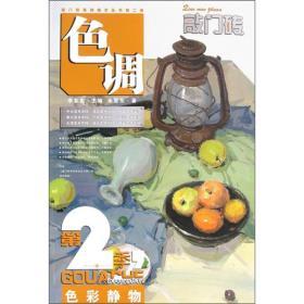 敲门砖系列美术丛书 :色彩静物:色调