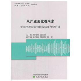 9787514188967-dy-从产业变化看未来.中国市场企业营销战略及行业分析
