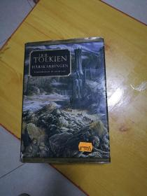 The Lord of the Rings (Illustrated) 英文版