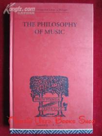 The Philosophy of Music(英语原版 精装本)音乐哲学