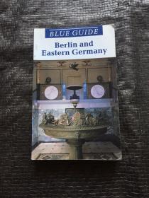 BLUE GUIDE Berlin and Eastern Germany 英文版  书品如图  避免争议