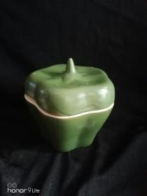 老油泼辣子盒(草绿色)5