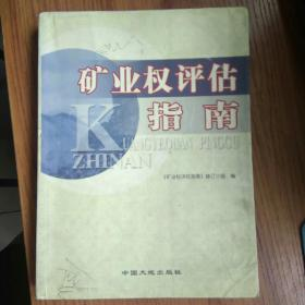 矿业权评估指南