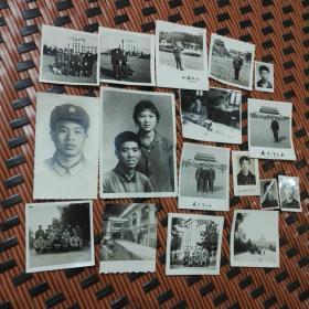 老照片七十年代17张大小不一样
