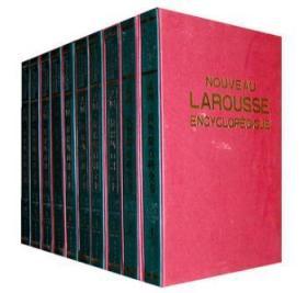 法国·拉鲁斯百科全书(精装 全十册)