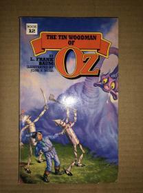 THE TIN WOODMAN OF OZ 外文原版
