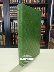 The Poems of W B Yeats 《叶芝诗集》easton press 1976年真皮精装收藏版 Robin Jacques 精美版画配图