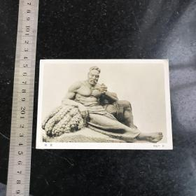粮食 马改户作 泥塑雕塑画片